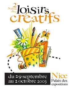Salon des loisirs creatifs nice for Salon du loisir creatif