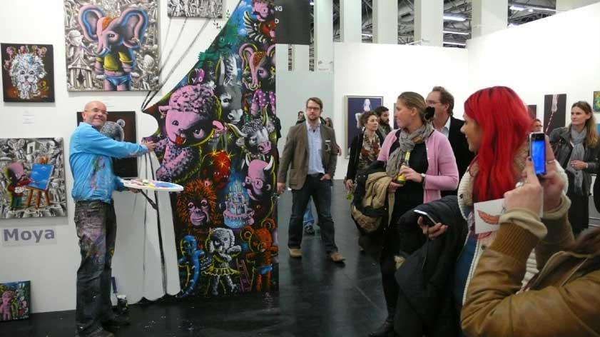 Actualit et news de patrick moya ses expositions en cours ou a venir - Office du tourisme cologne ...